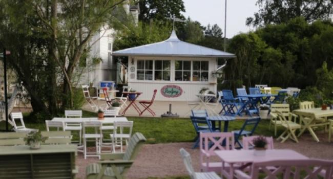Farmor's Cafe, Saaristomatka
